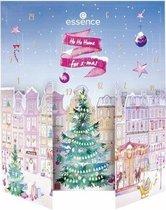 Essence - Ho Ho Home for x-mas Adventskalender