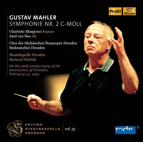 Mahler: Symphonie No.2 2-Cd