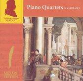 Mozart: Piano Quartets KV 478-493