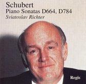 Schubert: Piano Sonatas D. 664 & D. 784