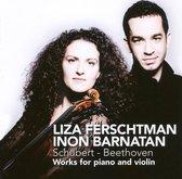 Ferschtman Liza / Barnatan Inon - Works For Piano And Violin