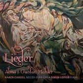 Karen Cargill & Simon Lepper - Alma And Gustav Mahler Lieder