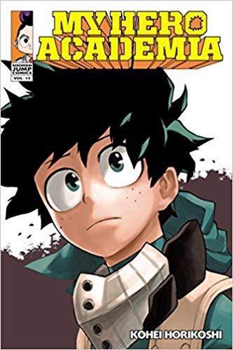 My Hero Academia, Vol. 15 - Kohei Horikoshi