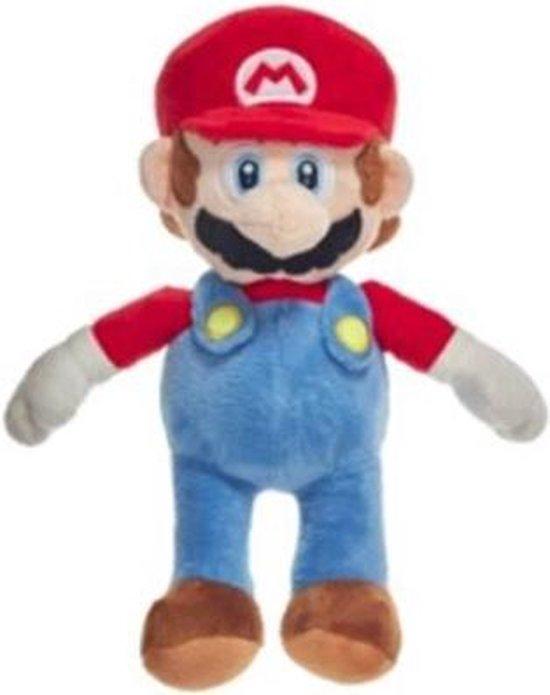 Thumbnail van een extra afbeelding van het spel Super Mario Bros. - Classic Mario Plush 25cm