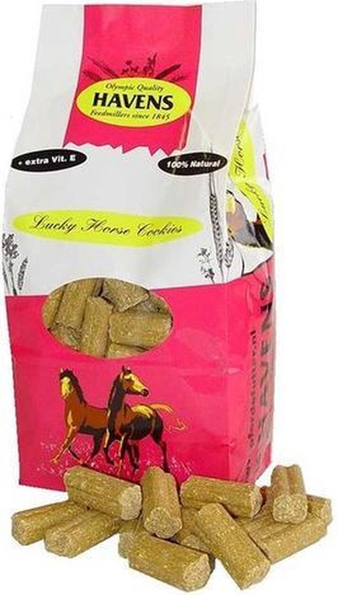 Havens Lucky Horse-cookies - 1 kg
