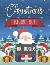 Christmas Coloring Book For Toodlers