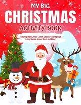 My Big Christmas Activity Book