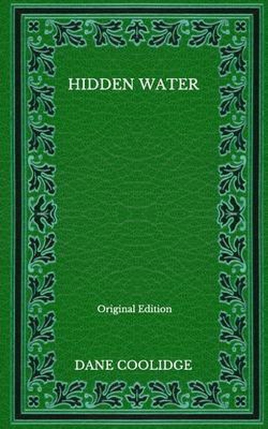 Hidden Water - Original Edition