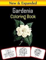 Gardenia Coloring Book