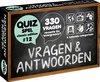 Afbeelding van het spelletje Vragen & Antwoorden #12 - Trivia Quiz en Aanvulset