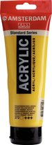 Amsterdam Acrylverf 272 Transparant Geel Middel 250ml.