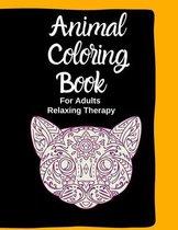 Animal Coloring Book