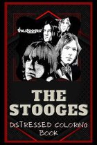 The Stooges Distressed Coloring Book