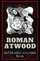 Roman Atwood Distressed Coloring Book