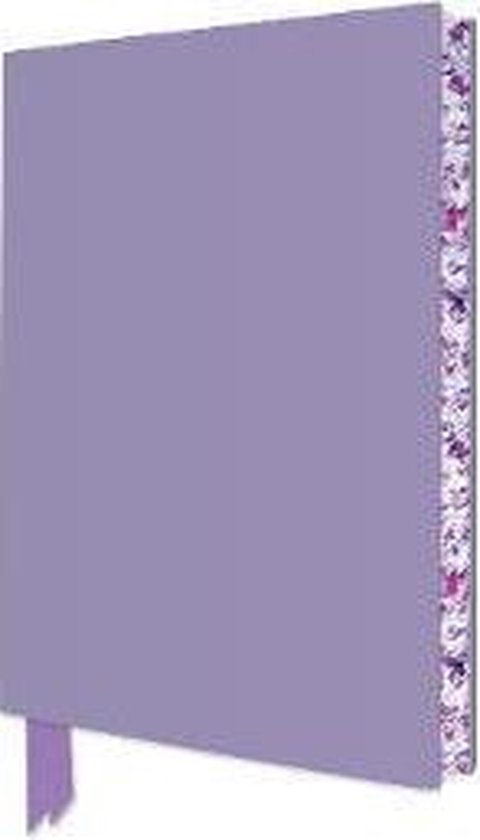 Lilac Artisan Pocket Journal (Flame Tree Journals)