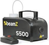 Rookmachine - BeamZ S500 rookmachine 500W voor kleine ruimtes