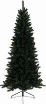 Everlands Lodge Slim Pine Kunstkerstboom - 180 cm - smalle kerstboom - zonder verlichting