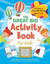 The Great Big Activity Book For Kids