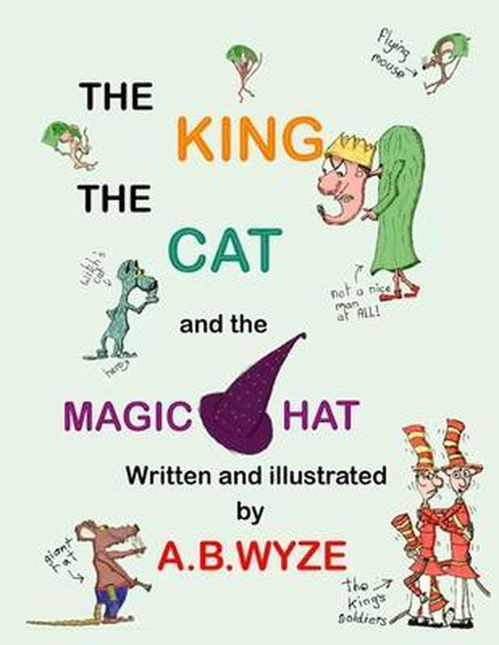 The King The Cat and the Magic Hat