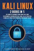 Kali Linux: 2 Books In 1