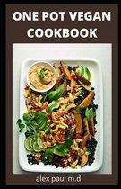Omslag One Pot Vegan Cookbook