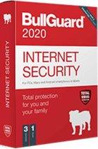 BullGuard Internet Security - 1 Jaar, 3 Gebruikers