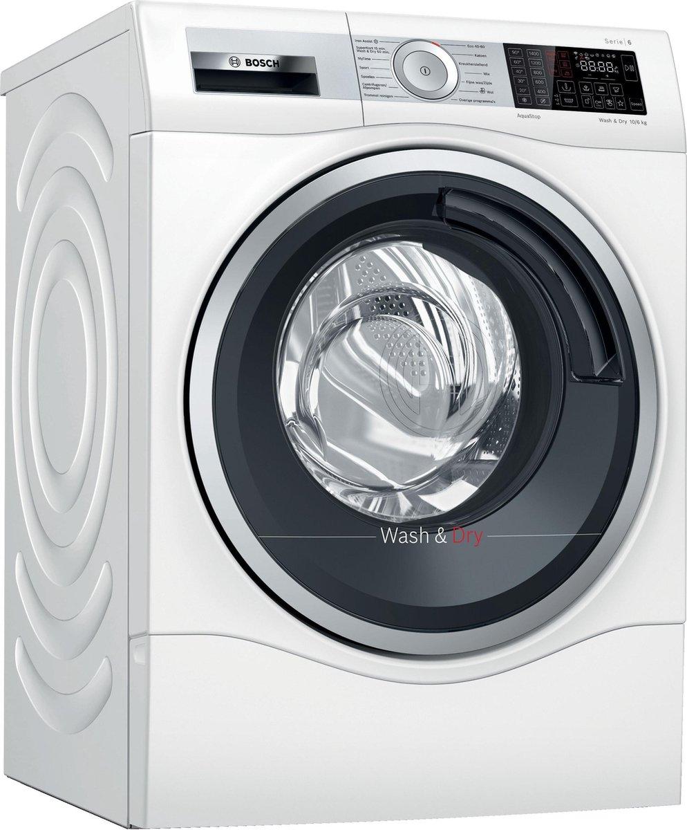 Bosch WDU8H540NL – Serie 6 – WashDry – Was-droogcombinatie