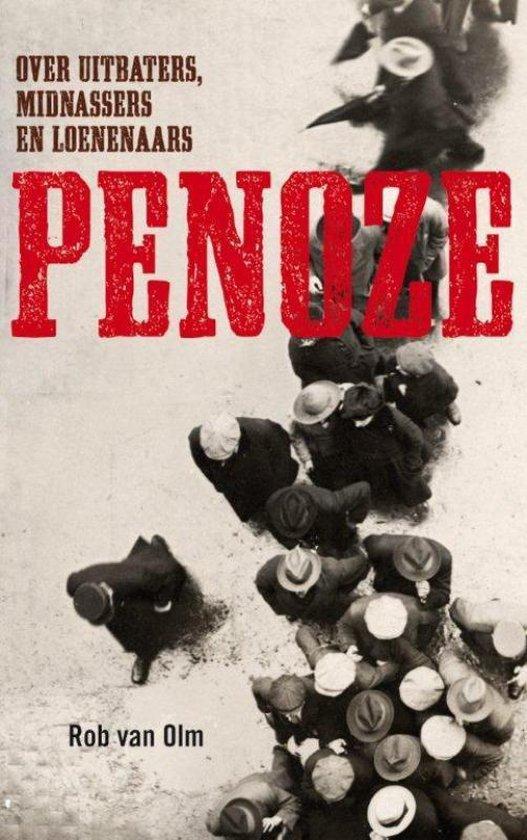 Cover van het boek 'Penoze'