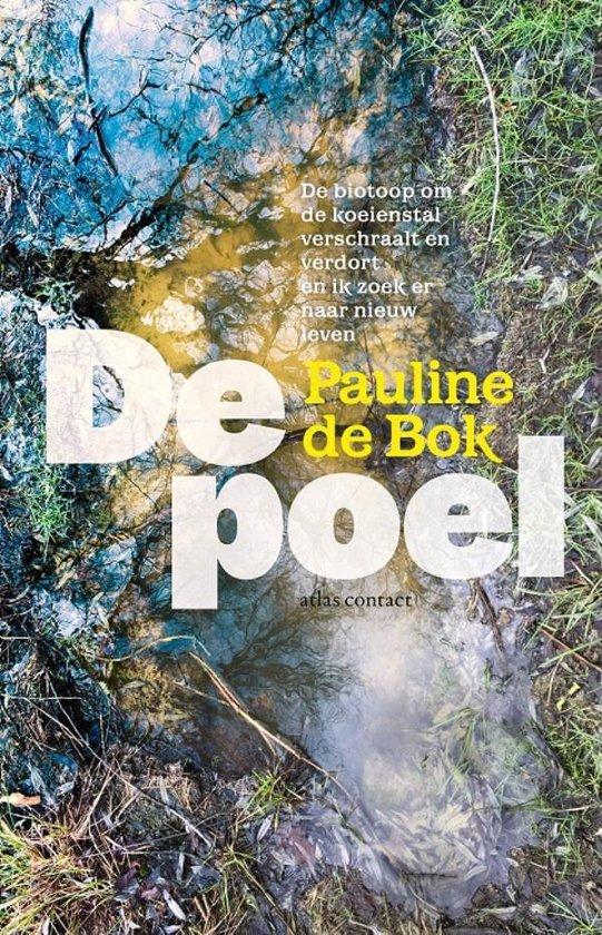 Boek cover De poel van Pauline de Bok (Paperback)