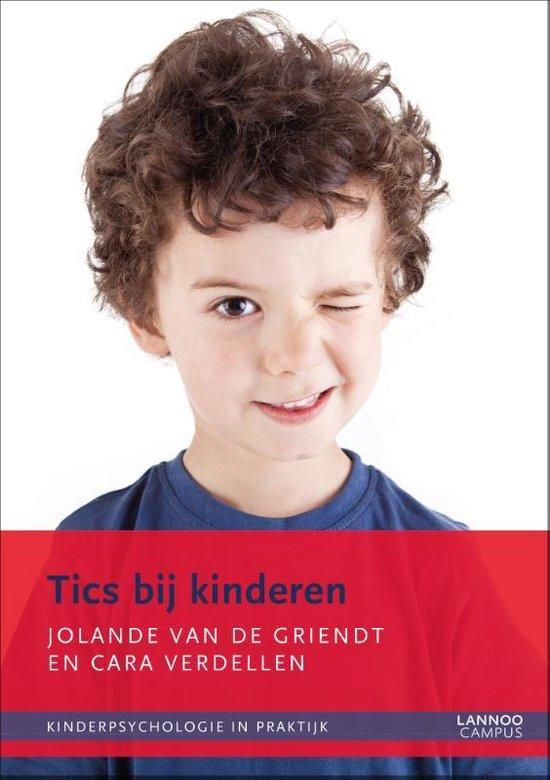 Kinderpsychologie in praktijk  -   Tics bij kinderen