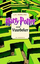 Boek cover Harry Potter 4 -   Harry Potter en de vuurbeker van Olly Moss (Paperback)
