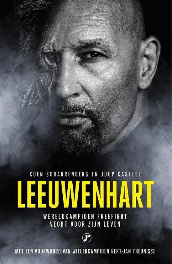 Boek cover Leeuwenhart van Koen Scharrenberg (Paperback)