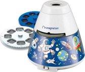 Imaginarium  2 in1 Space Lamp - Nachtlamp en Projector in Eén - Met 24 Afbeeldingen