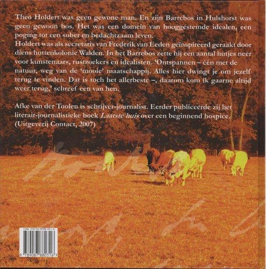 Schaffelaarreeks 41 -   De Hutten van het Barrebos