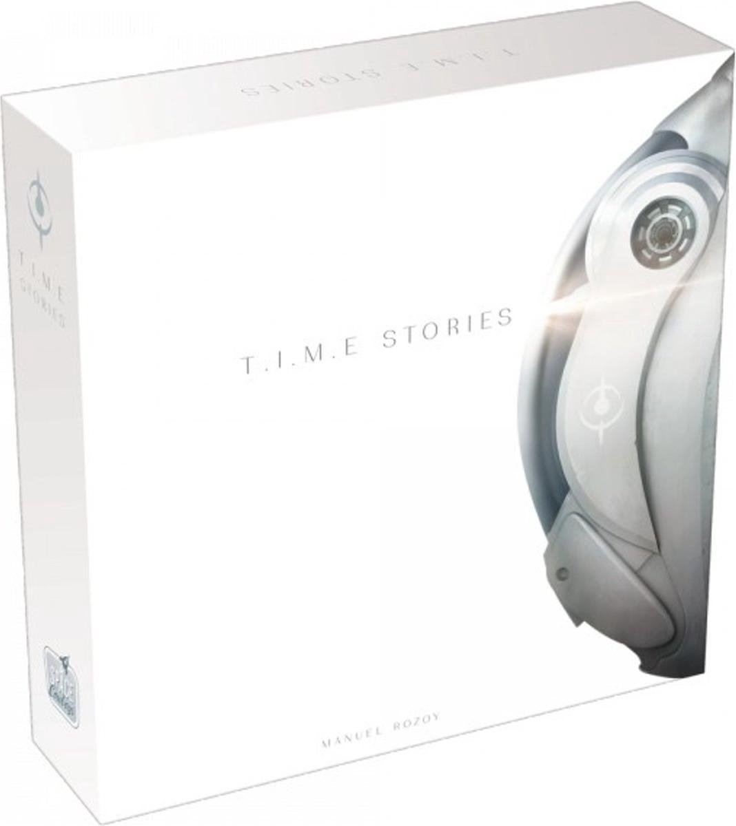 TIME Stories - Engelstalig Bordspel