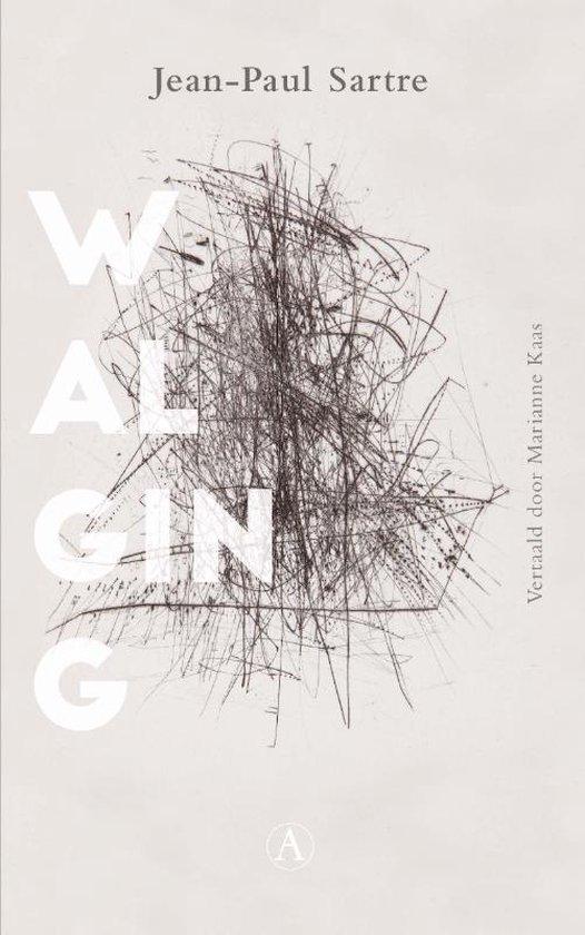 Boek cover Walging van Jean-Paul Sartre (Paperback)