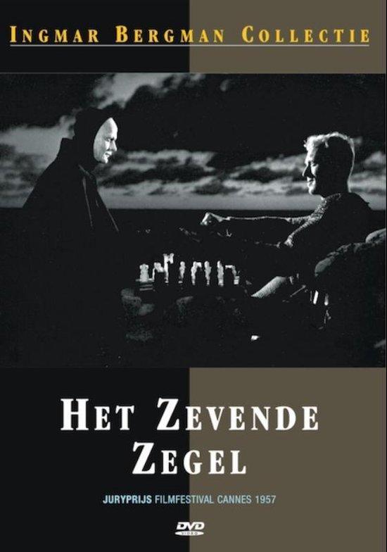 Cover van de film 'Het Zevende Zegel'