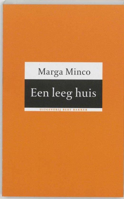 Boek cover Een leeg huis van M. Minco (Paperback)
