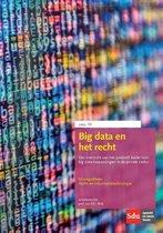 Monografieen Recht en Informatietechnologie 10 -   Big data en het recht