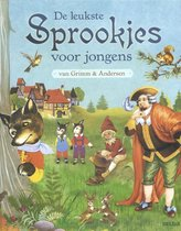 De leukste sprookjes voor jongens van Grimm en Andersen