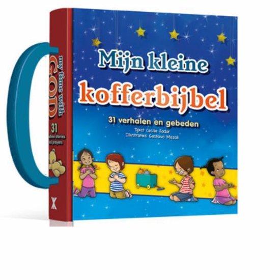 Boek cover Mijn kleine kofferbijbel van Cecilie Fodor (Hardcover)