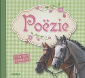 Deltas Poëzie Ik Hou Van Paarden Groen 20 Cm