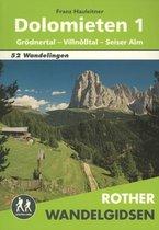 Rother Wandelgidsen - Dolomieten