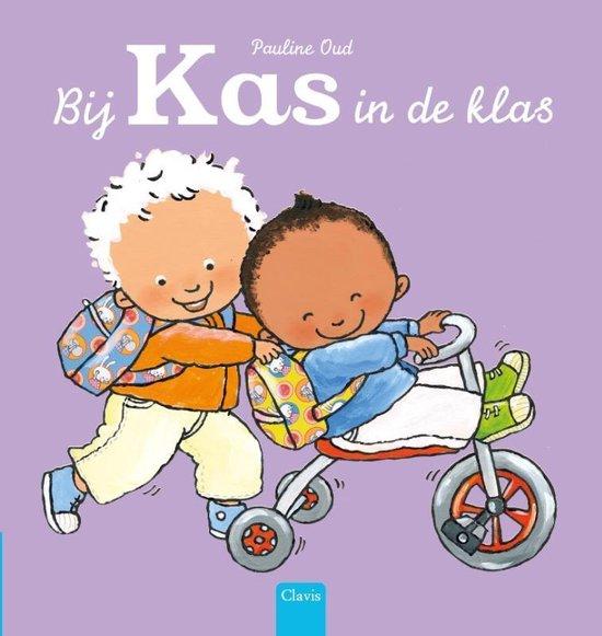 Kas en Saar  -   Bij kas in de klas