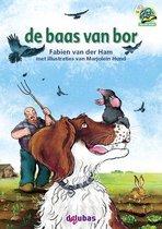 Samenleesboeken  -   De baas van bor