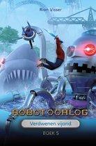 Robotoorlog 5 -   Verdwenen vijand