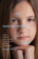 Omslag Het hoog sensitieve kind