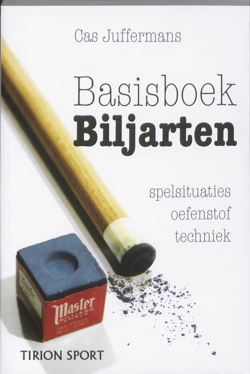 Basisboek Biljarten - Cas Juffermans