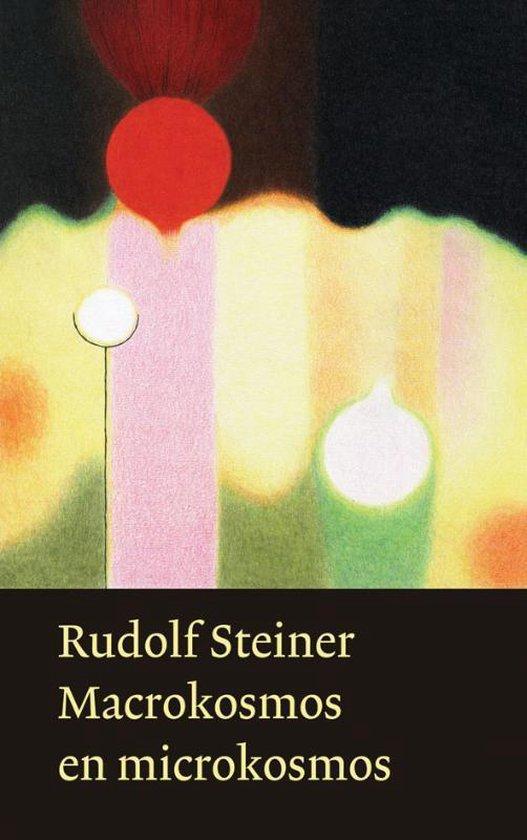 Boek cover Macrokosmos en microkosmos van Rudolf Steiner (Hardcover)