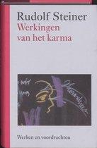 Omslag Werken en voordrachten b1 -   Werkingen van het karma